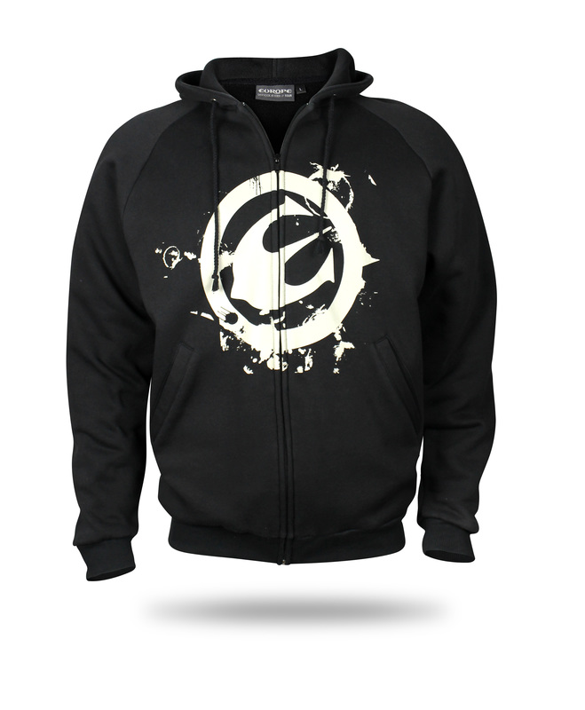This Hoody was a created for the europe concert