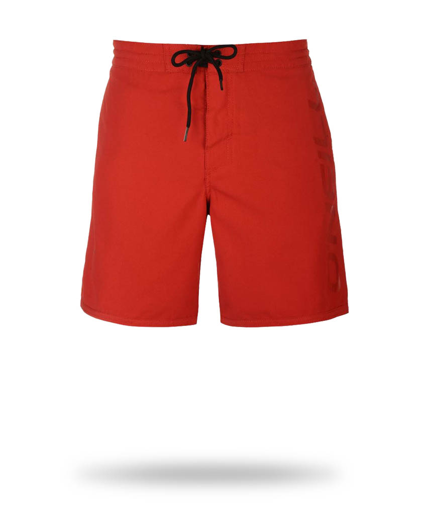 Red swimming short