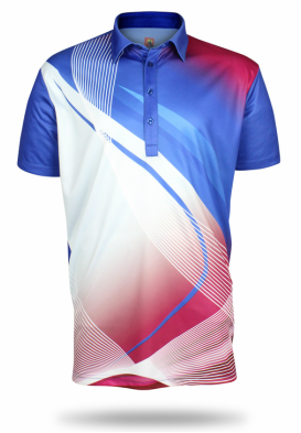 This is the image of the fourth shirt of the collection of Australian Open
