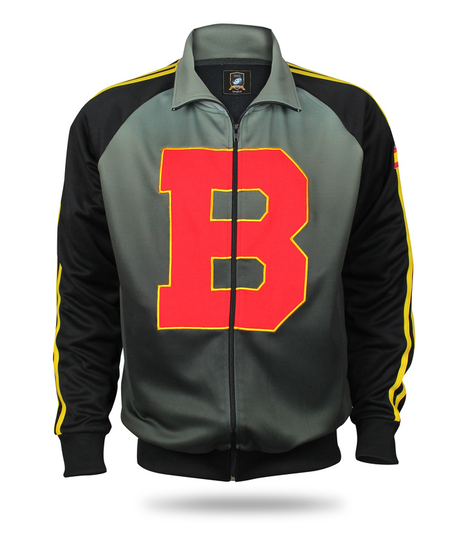 This jacket is for Bravo Foot