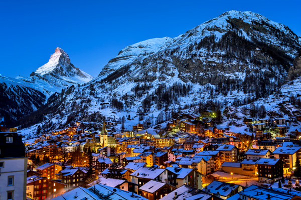 Picture of courchevel for our clients page