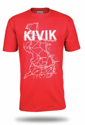 T-shirt design for the collection Kivik