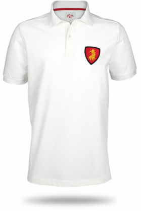 White polo design for Kivik