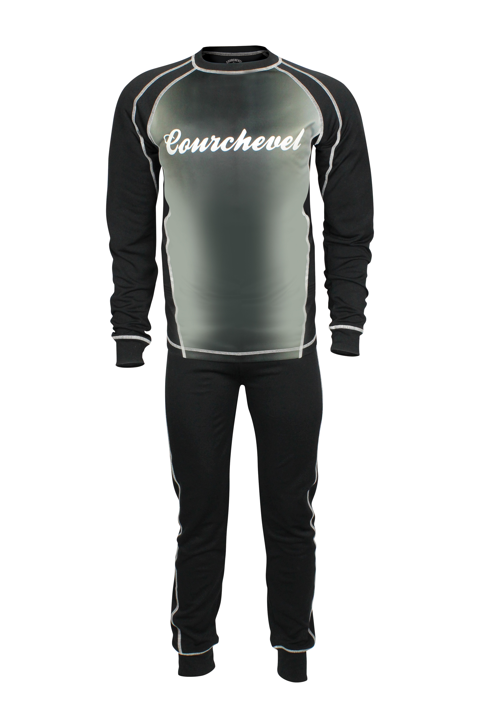 this is the pyjama done for the courchevel ski club