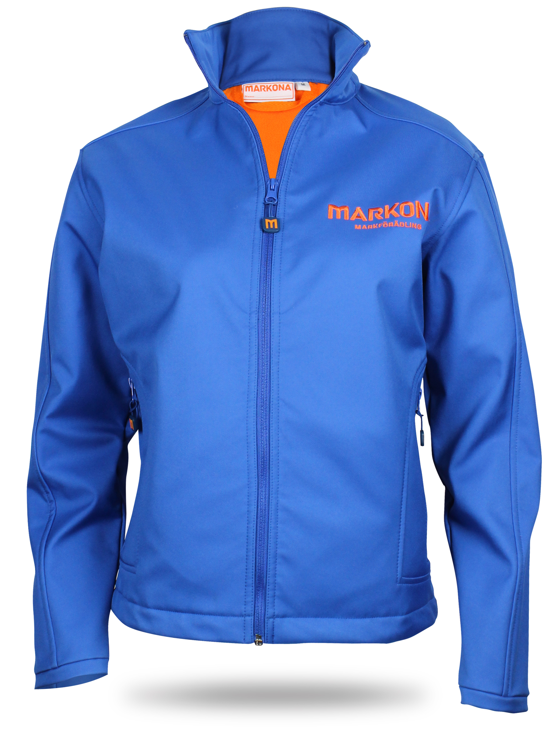 This is the markona jacket with logo for their workers