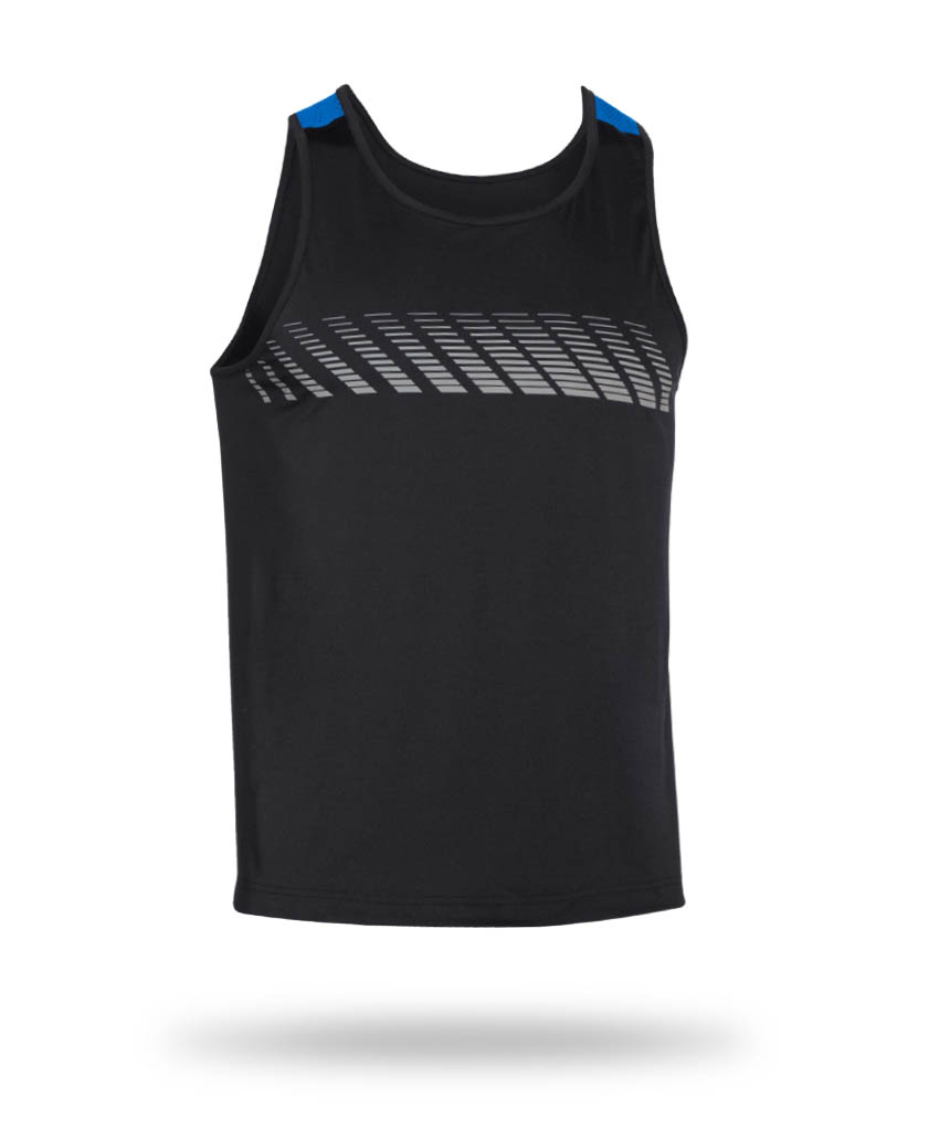 Ink tank top for beach