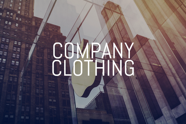 Company clothing image