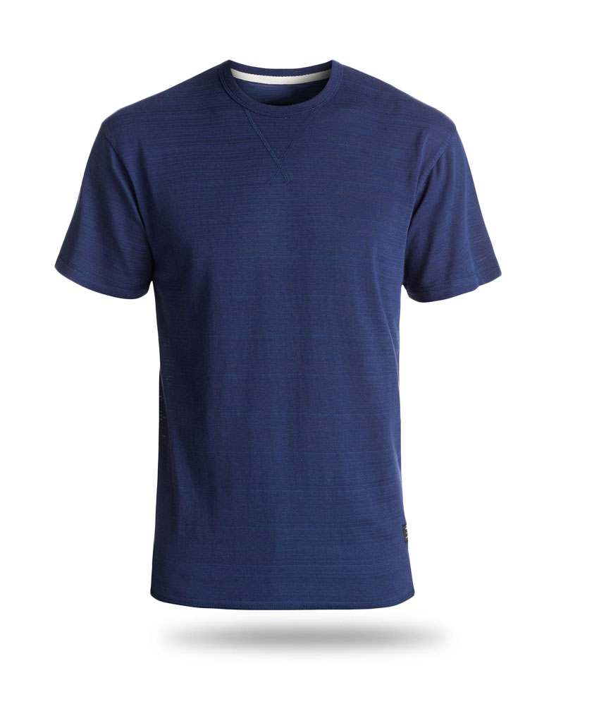 this is a blue shirt