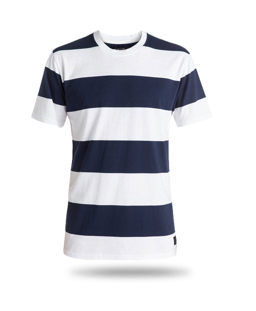 this is white and blue shirt