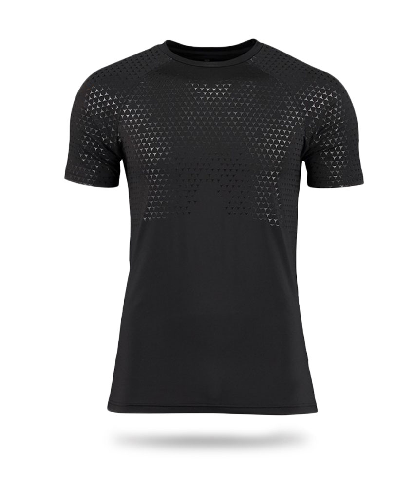 silver and black jersey