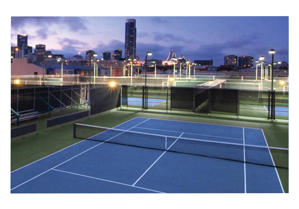 City tennis club