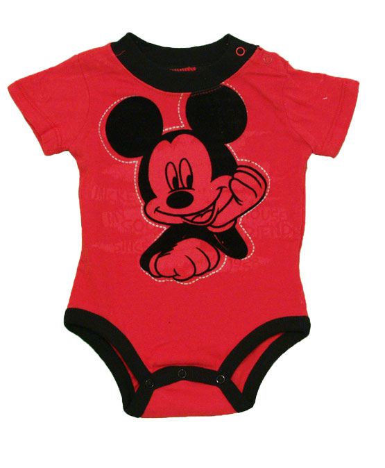 mickey mouse baby suite